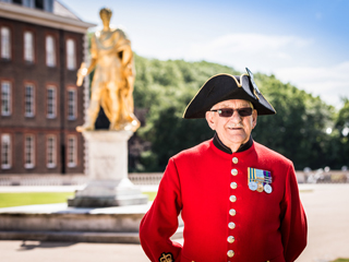 Skippy and the Royal Hospital Chelsea