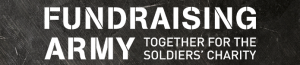Fundraising Army banner