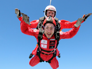 Skydive with the Red Devils