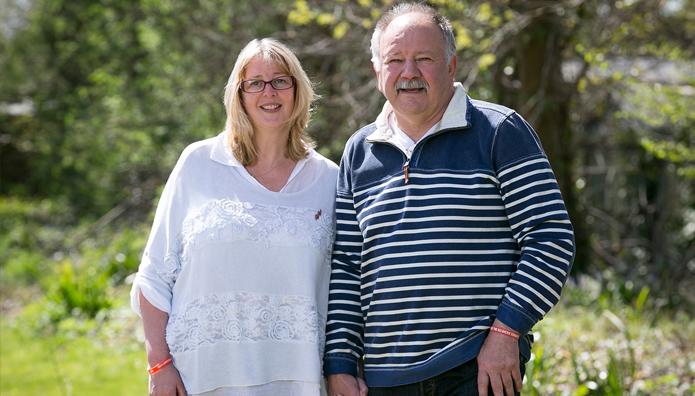 Bob & Sallie Semple