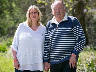 Bob and Sallie Semple