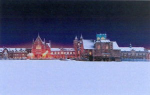 Clifton College Chapter