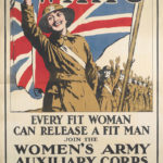 Celebrating the centenary of the formation of the Women's Army Auxiliary Corps (WAAC)