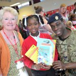 The Soldiers' Charity awards Reading Force with a £25,000 grant