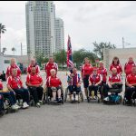 The British Ex-Service Wheelchair Sports Association awarded £8,000