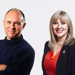 Two of our charity Ambassadors awarded Queen's Birthday Honours