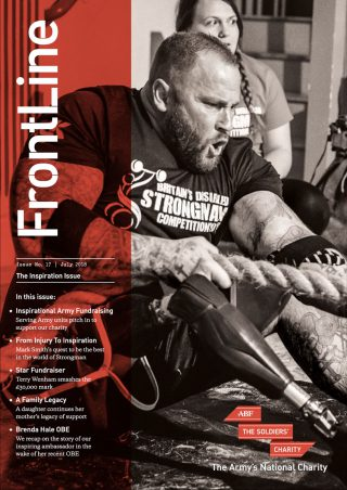 FrontLine Magazine: The Inspiration Issue