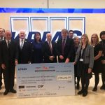 Celebrating 10 years of support from KPMG with largest donation to date