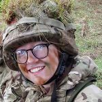 Afghan hero's daughter braves new heights for ABF The Soldiers' Charity