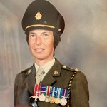 Celebrating International Women's Day: Col (Ret'd) Helen McMahon MBE