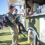 Back to the 1940s for tea and cake with the NAAFI