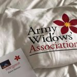 The Soldiers' Charity continued its ongoing support for Army widows and widowers