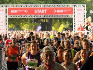 Robin Hood Half Marathon and Mile Challenge