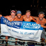 Force Atlantic team member becomes fastest teenager to row the Atlantic