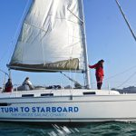 Turn to Starboard: Helping wounded veterans in sailing adventure
