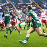 London Irish secures victory against Gloucester in Armed Forces rugby match