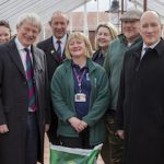 ABF The Soldiers' Charity works with Vitax to help rehabilitate the lives of service personnel through horticulture