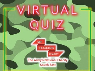 The Soldiers Charity Sunday Virtual Quiz!