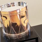 AFC Harrogate wins the Carrington Drum for third year in a row
