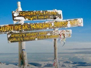 Kilimanjaro Challenge 2021