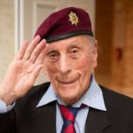 World War Two veteran Sid Sallis passes away, aged 96