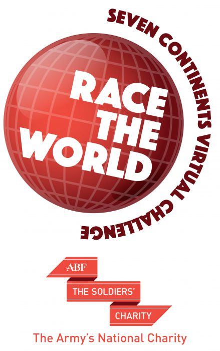 Race the World Logo