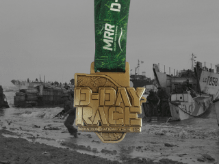 D-Day Finishers Medal
