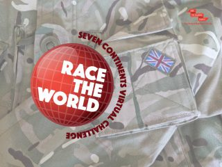 Race the World 2021 - The Seven Continents Challenge