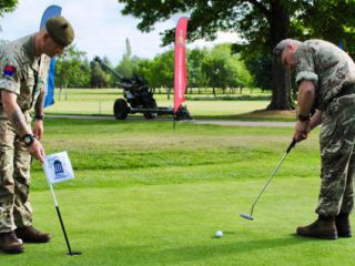 Charity Golf Day, Bruntsfield Links