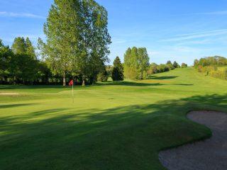 Dainton Park Golf Day