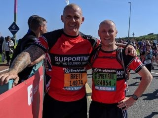 The Great North Run 2021