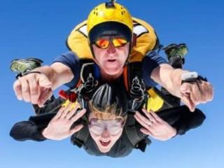 Skydive in the North West