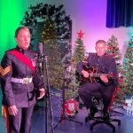 Our Christmas Concert with the British Army Band Colchester goes virtual