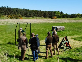 Charity Clay Shoot, Fife 2021