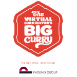 Phoenix Group announced as Principal Sponsor for the Virtual Lord Mayor's Big Curry Lunch