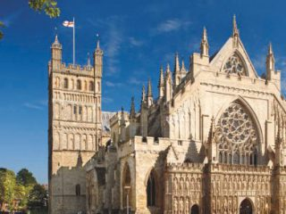 Exeter Cathedral Concert