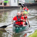 Rick Clement and Mark Harding take on 97-mile Paddle For Pounds challenge