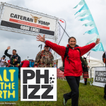 Salt of the Earth and Phizz support ten years of yomping.