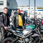 200 motorcycle riders tour the Midlands for the Army's national charity
