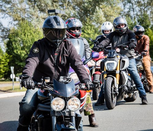 ABF The Soldiers' Charity Motorcycle Ride 2022