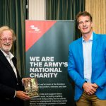 Bernard Cornwell and Dan Snow speak exclusively at Influencers Network event